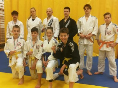 BBME a Ju jitsu Magyar Bajnok csapata